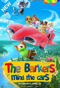 THE BARKERS: MIND THE CATS